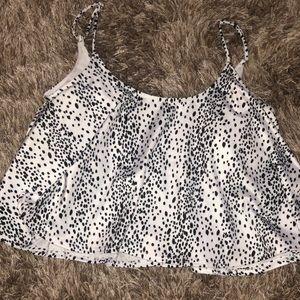 Dalmatian Swing Top Size Medium